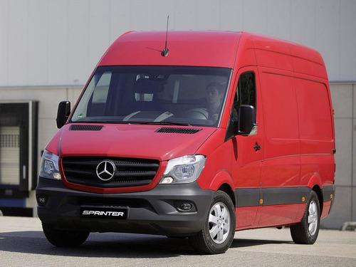 mercedes benz sprinter furgón 515 4325 v2 te