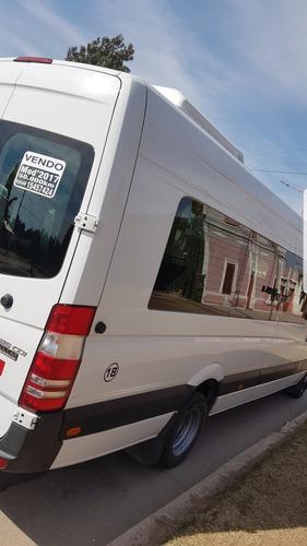 mercedes benz  sprinter minibus 19+