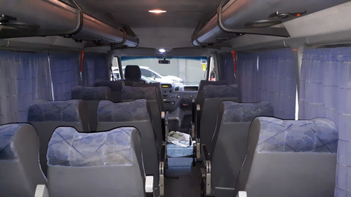 mercedes benz sprinter minibus 19+1 2007. permuto financio
