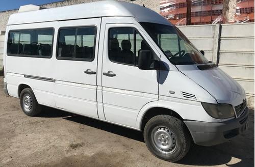 mercedes benz sprinter minibus 313 15+1