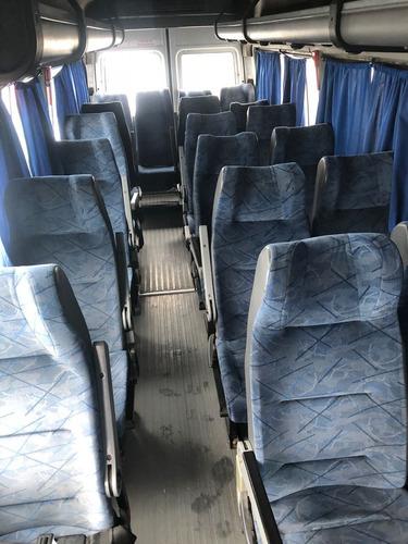 mercedes benz sprinter minibus 413 19+1 año 2008