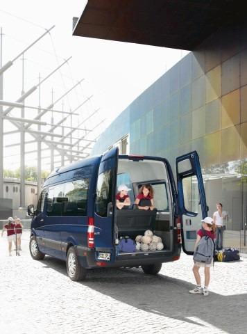 mercedes benz - sprinter minibus estándar 415 cdi s/asientos