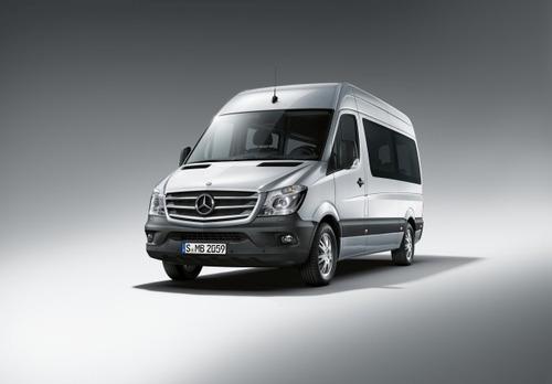 mercedes benz - sprinter minibus largo 515 cdi c/asientos