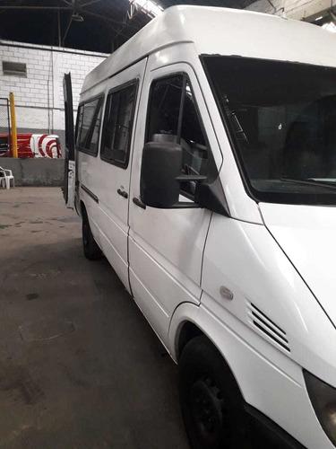 mercedes-benz sprinter passageiro 16l - doc micro-ônibus.