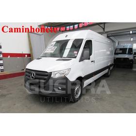 Mercedes-benz Sprinter T.a. E.l. 2019/2020 Caminhonete 14m³