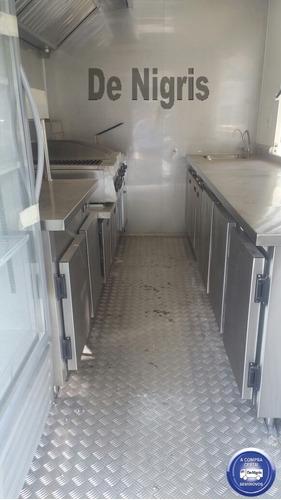 mercedes-benz sprinter transformado food truck
