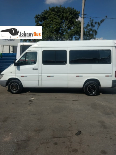 mercedes-benz sprinter van 2.2 313 - 2004/04 - johnnybus