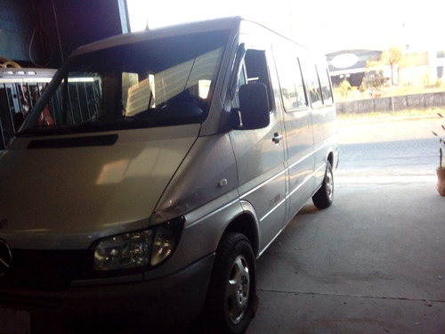 mercedes benz sprinter van 2.5 2001 5p