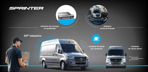 mercedes benz sprinter416cdifurgón 3665 te anticipo$ 22,873