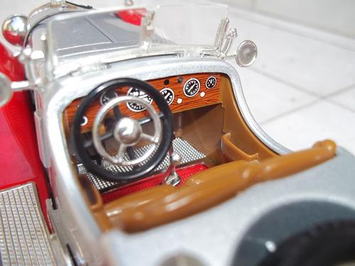 mercedes benz ssk 1928 1/24 burago