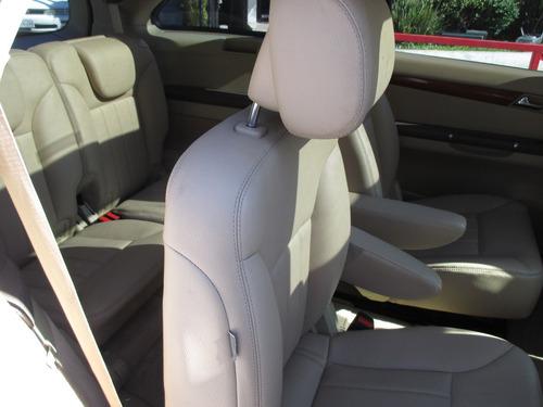 mercedes benz suv 2007 r 350 premium  7 pasajeros 6 cil