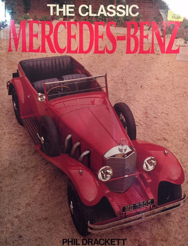 mercedes benz - the classic - a bison book- acessórios mbenz