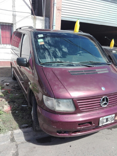 mercedes benz viano 2.2 220 cdi 7 pax at 2002