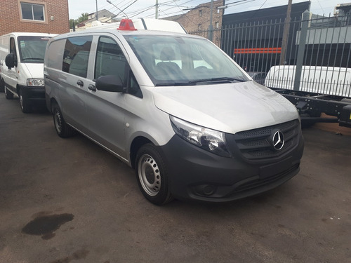mercedes benz vito 111 mixto  okm 2018