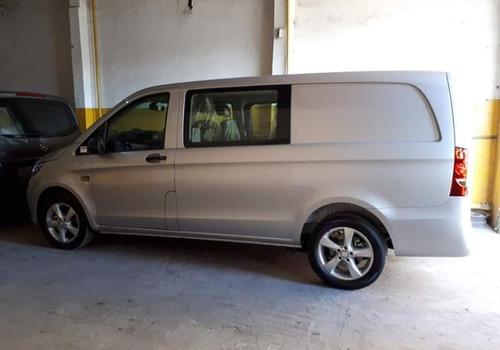 mercedes-benz vito 1.6 111 cdi furgon mixto 114cv 2018