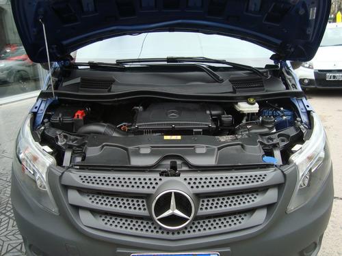 mercedes-benz vito 1.6 111 cdi furgon mixto aa 114cv