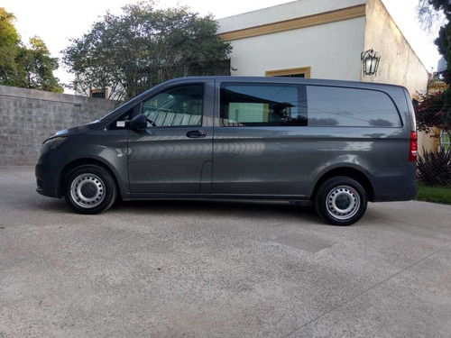 mercedes-benz vito 1.6 111 cdi furgon mixto manual 114cv