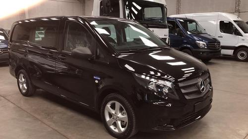 mercedes-benz vito 1.6 111 cdi furgon mixto plus
