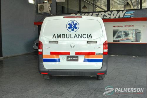 mercedes-benz vito 1.6 111 cdi furgon v1 aa 114cv 2016