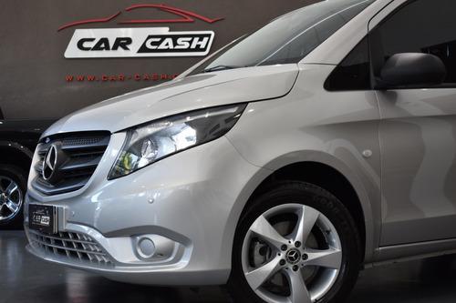 mercedes benz vito 1.6 cdi furgon mixto plus - car cash