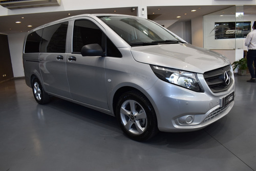 mercedes benz vito 1.6 cdi furgon mixto plus - car cash