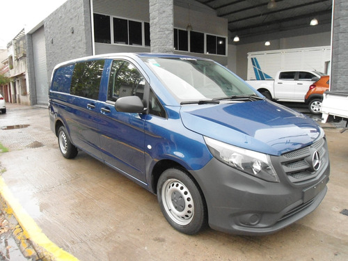 mercedes benz vito cdi 111 mixto  2016
