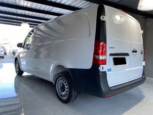 mercedes benz vito furgón 111 cdi v1 ac 2020