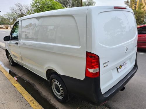 mercedes benz  vito furgón 1.6 cdi v1 a/c  2017