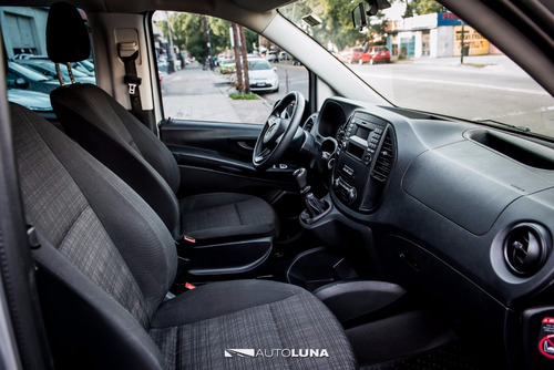 mercedes benz vito mixta 111 plus 7 asientos 2017