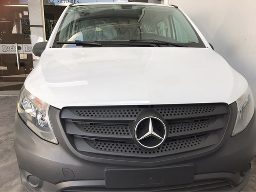 mercedes benz vito mixto 4+1 blanco 2017