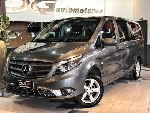 mercedes benz vito tourer 2.0 7+1 | 2017|recib menor/financ