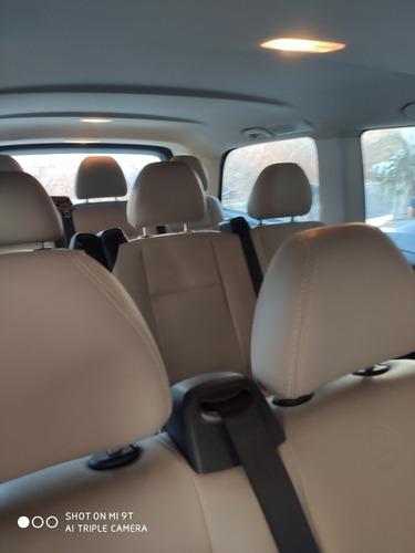 mercedes-benz vito vito tourer 119 comfort 8+1 2016