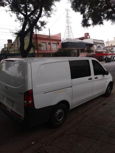 mercedes benz vito4+1 furgón con asiento
