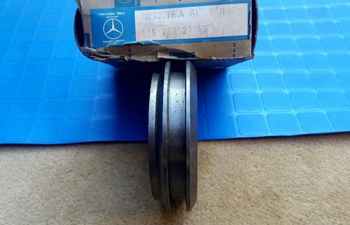mercedes benz w114 w115 sicronizado de 1er y 2da 220 230 250