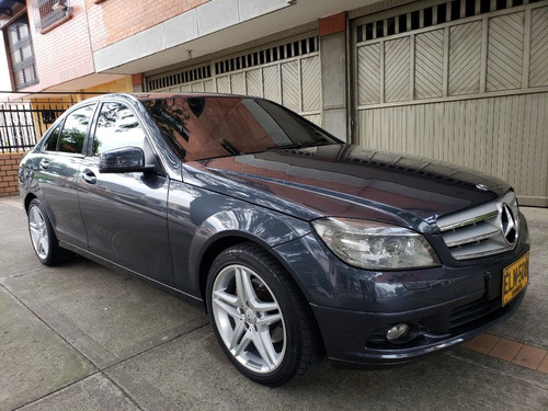 mercedes c 200 2009 blindado 2 plus