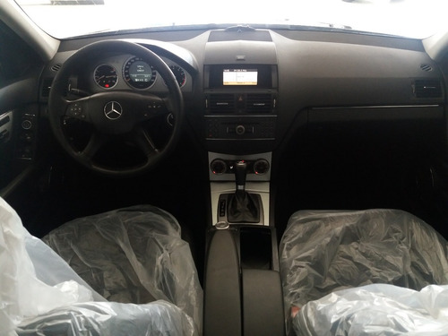 mercedes c-200 avantgarde kompresor aut+couro+teto+multimidi