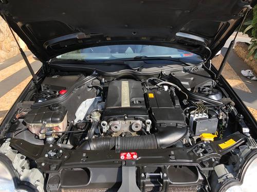mercedes c 230 kompressor coupe sport 2003