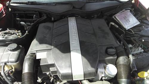 mercedes c 240 / 2001 solo por partes