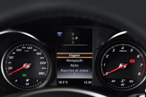 mercedes c-250 2.0 cgi gasolina avantgarde 9g-tronic 201...