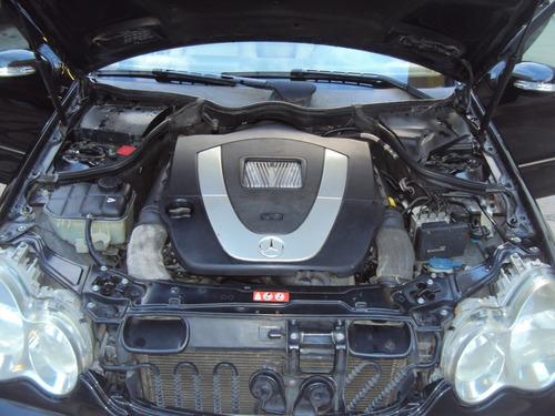 mercedes c 280, modelo 2007