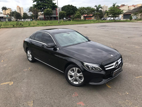 mercedes c180 avantgarde 2016/2017