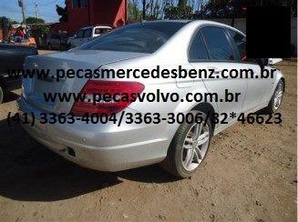 mercedes c180 c200 2012 turbo /motor/cambio/vidros