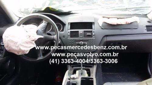 mercedes c180 c200 c230 kompressor em peças sucata / motor