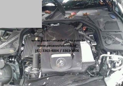 mercedes c180 c200 c250 2015 turbo motor/farol/cambio