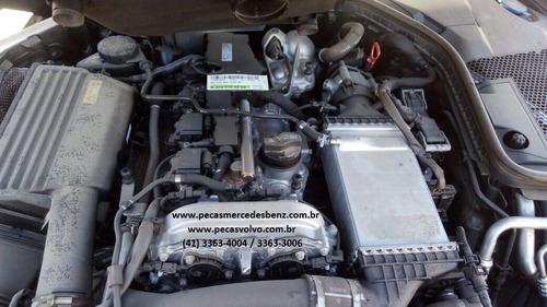 mercedes c180 c200 c250 2016 turbo motor/farol/cambio