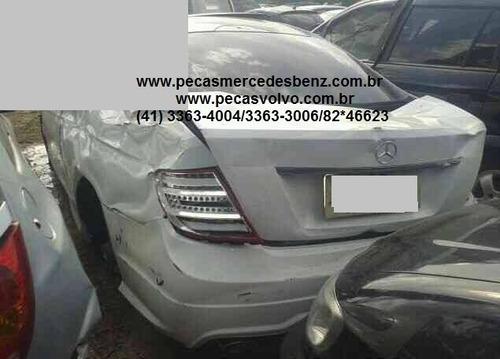 mercedes c180 c200 c250 coupe/peças/sucata