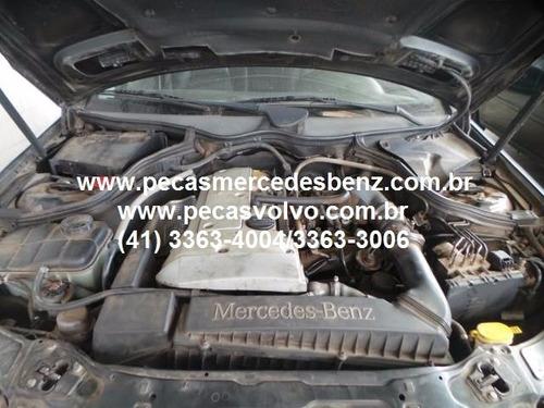 mercedes c180 c230 c240 c250 c280 peças sucata / motor