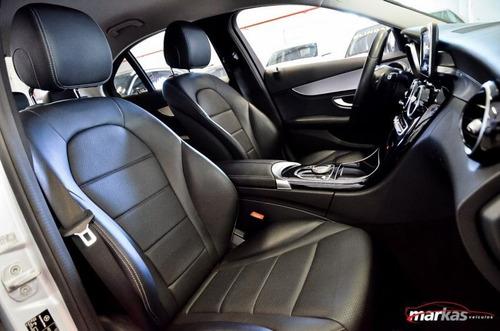 mercedes c180 cgi 156hp couro modelo 2016