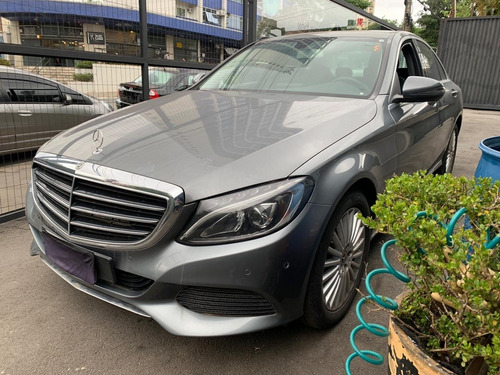 mercedes c180 exclusive 2018 revisada e na garantia fabrica