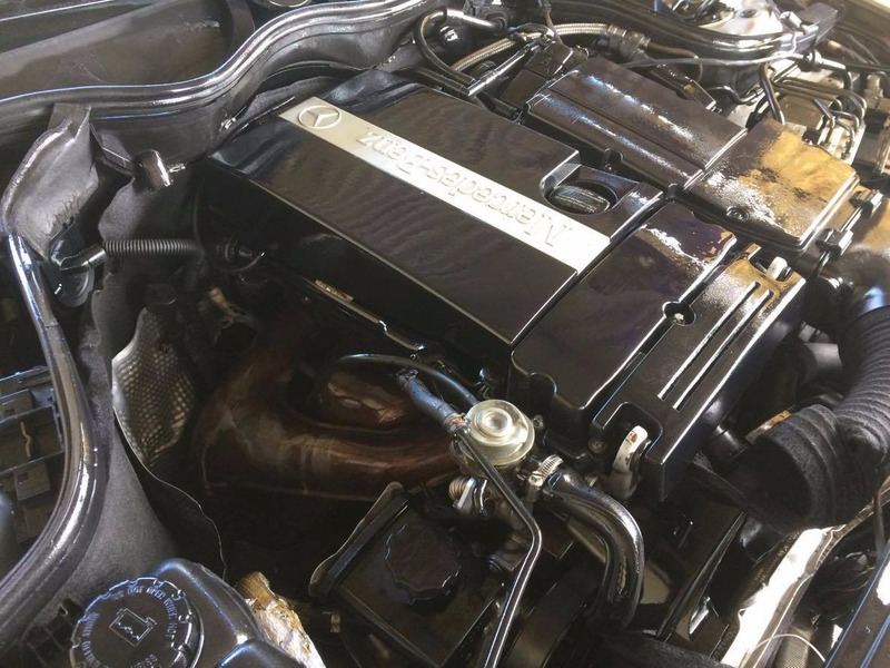 mercedes c180 kompressor 2004 w203 sucata mecânica completa